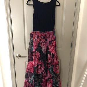 Blooming bow dress